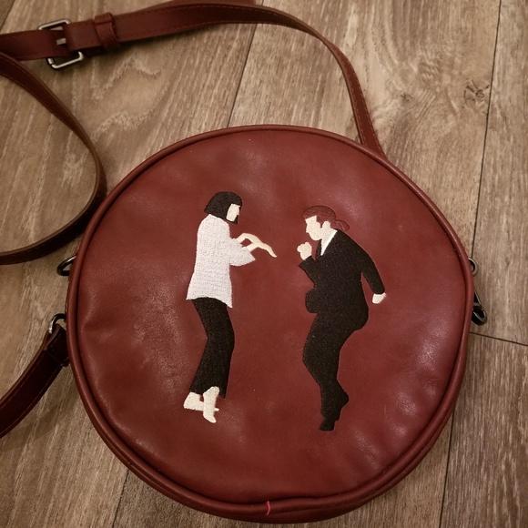 069306d8ae2 Kiitos Life Handbags - Pulp Fiction cross body